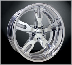 Budnik Wheels X Series - Shock