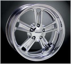 Budnik Wheels X Series - Shotgun