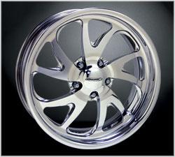 Budnik Wheels X Series - Sweeper