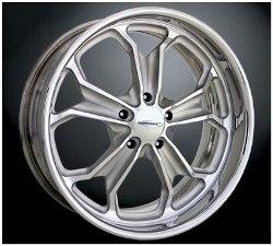Budnik Wheels X Series - Trigger