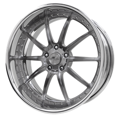 Billet Specialties Pro-Touring Wheel Series - G-Spec