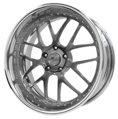 Billet Specialties Pro-Touring Series Wheels  - Grand Prix