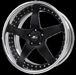 Billet Specialties Pro-Touring Wheels Series - Gran Sport