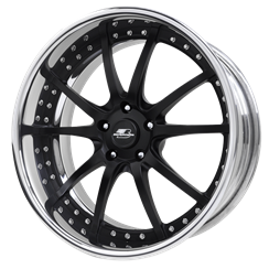 Billet Specialties Pro-Touring Series Wheels - Laguna