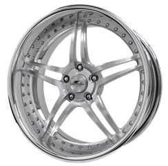 Billet Specialties Pro-Touring Wheel Series - Daytona