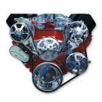 Eddie Motorsports Big Block Chevy Serpentine Pulley Kits