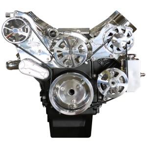 Eddie Motorsports LS Chevy Serpentine Pulley Kit
