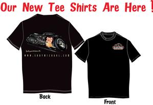 SRBM Tee Shirts