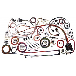 American Autowire 1968 -1969 Chevelle Wiring Harness
