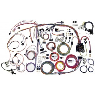 American Autowire 1970 - 1972 Monte Carlo Wiring Harness