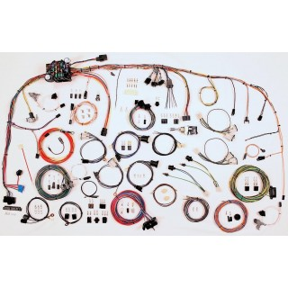 American Autowire 1973 - 1982 Chevy & GMC Truck Wiring Harness