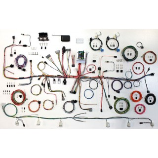 American Autowire 87-89 Ford Mustang Wiring Harness