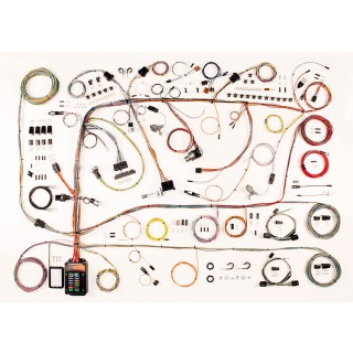 American Autowire 1960-1964 Ford Galaxie & 61-64 Mercury Fullsize Wiring Harness