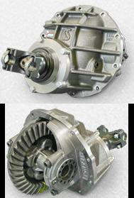 John's Industries 3RD Member Heavy Duty Nodular Iron Assembly