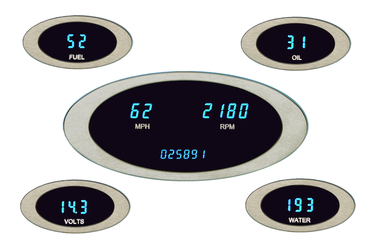 Dakota Digital ION Elliptical Universal Gauges