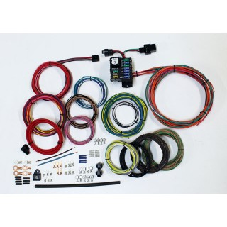 American Autowire Route 9 Universal Wiring System