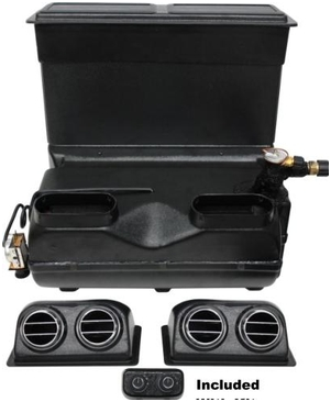 Vintage Air High Capacity Trunk Mount System