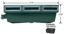 Vintage Air Universal Mini Slim Line System
