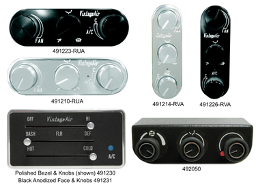Gen IV Control Panel Options