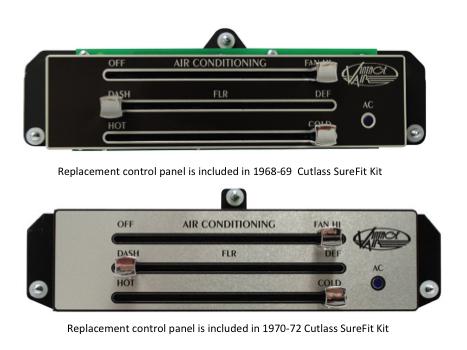 Cutlass Controls