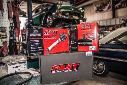 FAST EFI Ready to go into the 56 Chevy ~