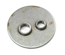Weld-On Mounting Plate for Pickup Tube Vent
