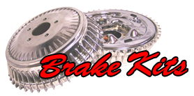 "9"" Factory Brake Kits"