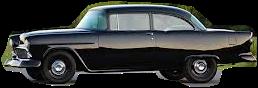 1955-1956 Chevy BelEra Series Gauge Packages