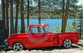 1955-1959 Chevy Truck Tach-Force Gauge Set