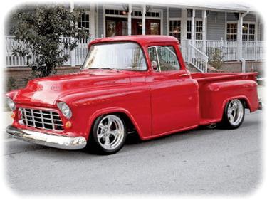 1935-1966 Chevy Truck Radiators