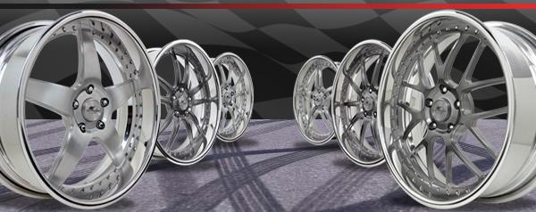 Billet Specialties Pro-Touring Series Wheels