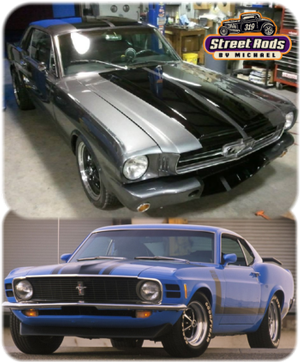 Ford Mustang 1965 -1978