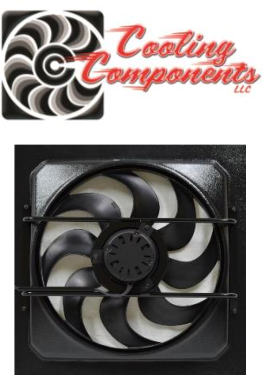 Cooling Components Electric Fans