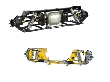 Suspension Systems and Components