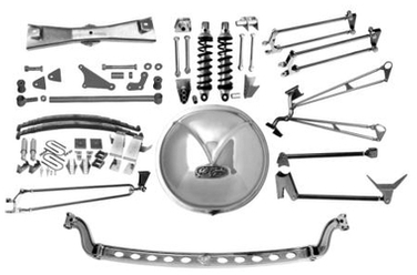 Pete and Jakes Chassis Parts