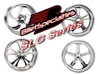 SLG Series Wheels