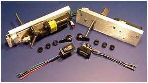 Carolina Custom Electric Suicide Door Safety Pin and Lock Kit