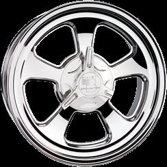 Billet Specialties Vintec Series - Dish with Spinner Cap Upgrade