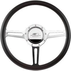 Billet Specialties Split Spoke Steering Wheel