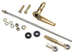 Lokar Ford AOD/4R70W/AODE Adjustable Column Shift Linkage