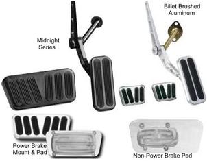 Lokar 1955-1957 Chevrolet Throttle Assemblies and Pedal Pads