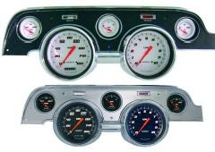 Classic Instruments 1967-1968 Mustang Gauge Set - Velocity Series