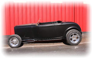 Colton Blair's 1932 Ford Roadster