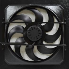 Cooling Components Single Shrouded Fan