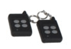 SPAL Replacement 4-Button Transmitter