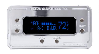 Digital Climate Control for Vintage Air Gen II