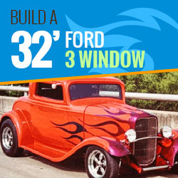 Build a Rod | 32 Ford 3 Window