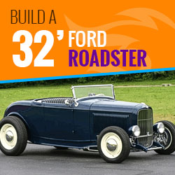 Build a Rod | 32 Ford Roadster