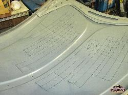 Prepping for Custom Punched Louvers